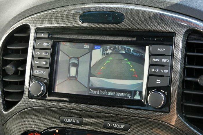 2018 Nissan JUKE NISMO RS F15 MY18 IVORY PEARL