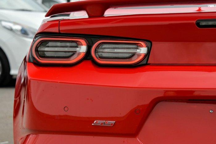 2019 Chevrolet Camaro 2SS MY19 RED HOT