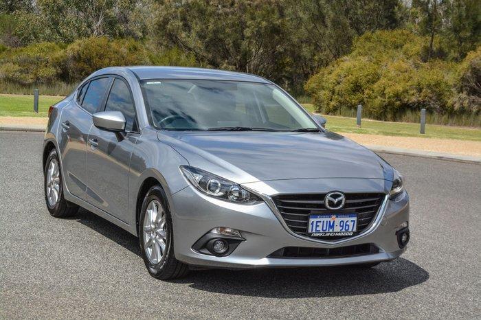 2015 Mazda 3 Maxx BM Series Silver