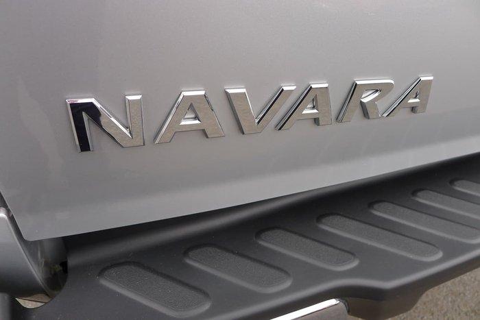 2019 Nissan Navara ST D23 Series 3 4X4 Dual Range Silver