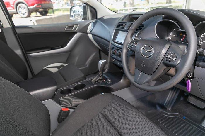 2019 Mazda BT-50 XT UR 4X4 Dual Range Black