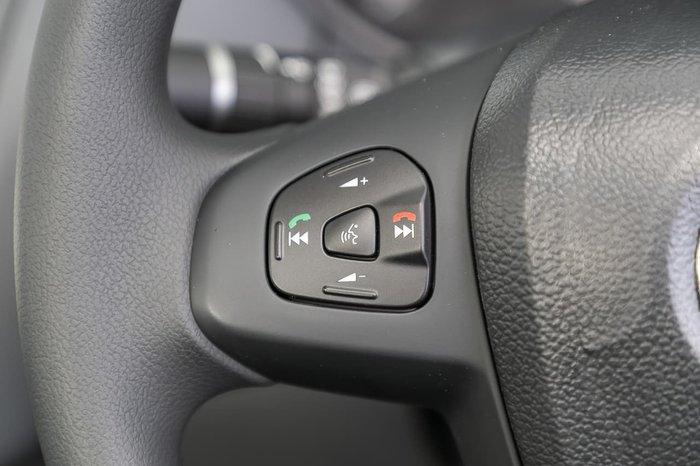 2019 Mazda BT-50 XT UR Silver