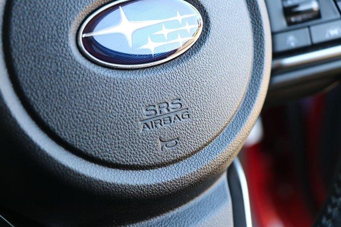2018 Subaru Impreza 2.0i Premium G5 MY18 Four Wheel Drive Red