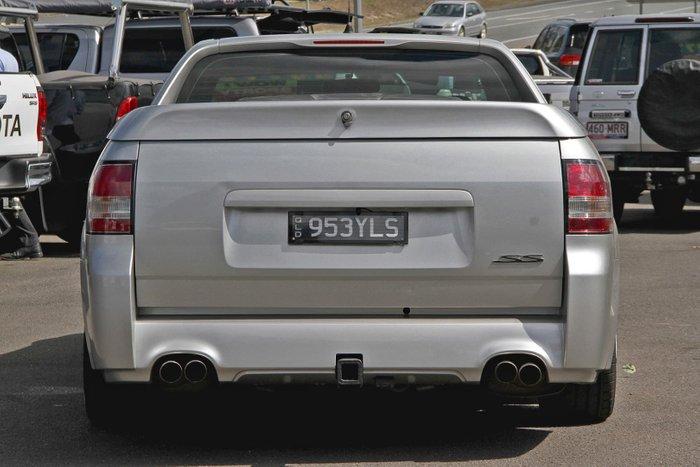 2007 Holden Ute SS VE Silver