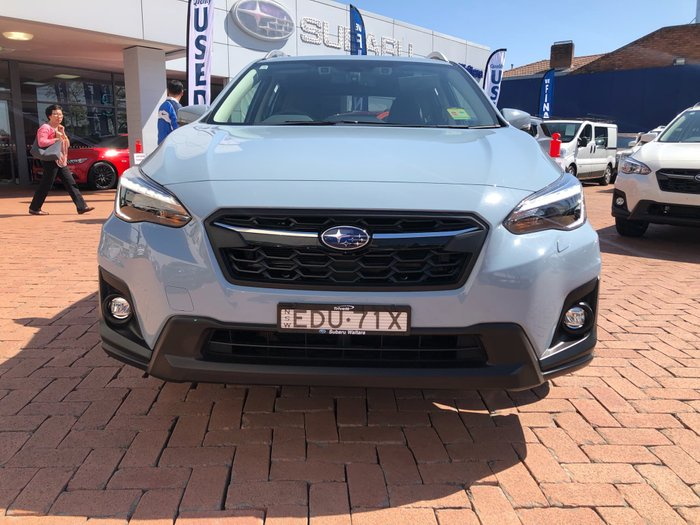2018 Subaru XV 2.0i-S G5X MY19 Four Wheel Drive Grey