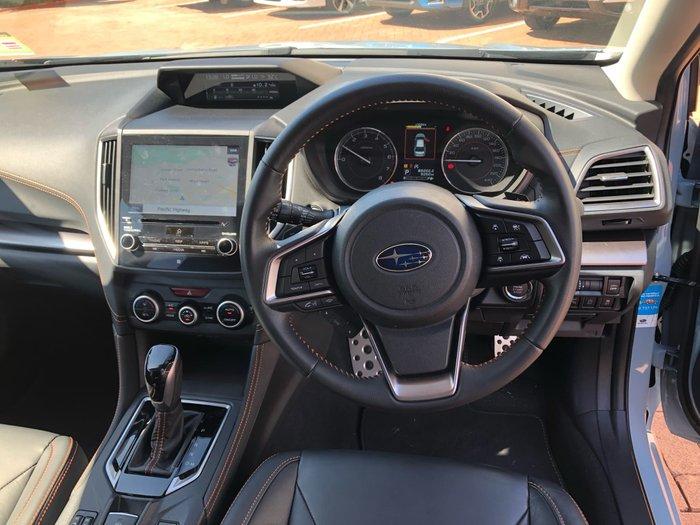 2018 Subaru XV 2.0i-S G5X MY19 Four Wheel Drive Grey
