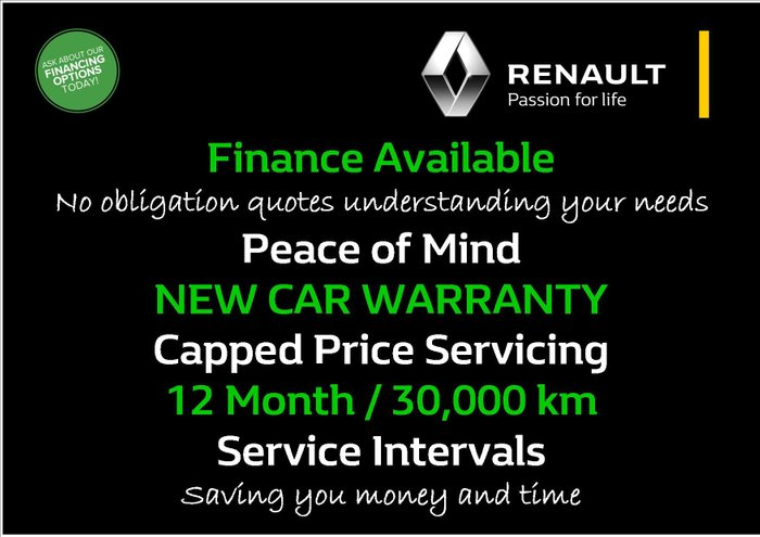 2019 Renault Trafic 85kW X82 Green