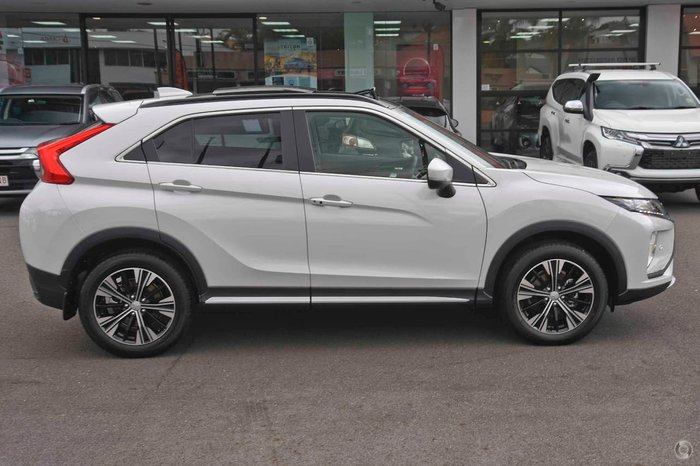 2019 Mitsubishi Eclipse Cross Exceed YA MY19 4X4 On Demand White