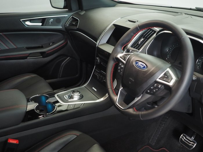 2019 Ford Endura ST-Line CA MY19 Red