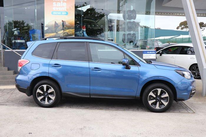 2016 Subaru Forester 2.5i-L S4 MY16 Four Wheel Drive Blue