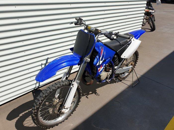 2003 YAMAHA YZ125 null null Blue