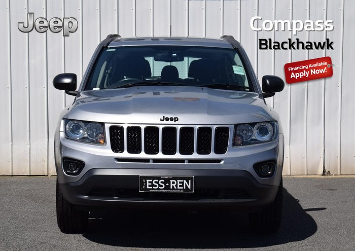 2014 Jeep Compass Sport MK MY15 Grey