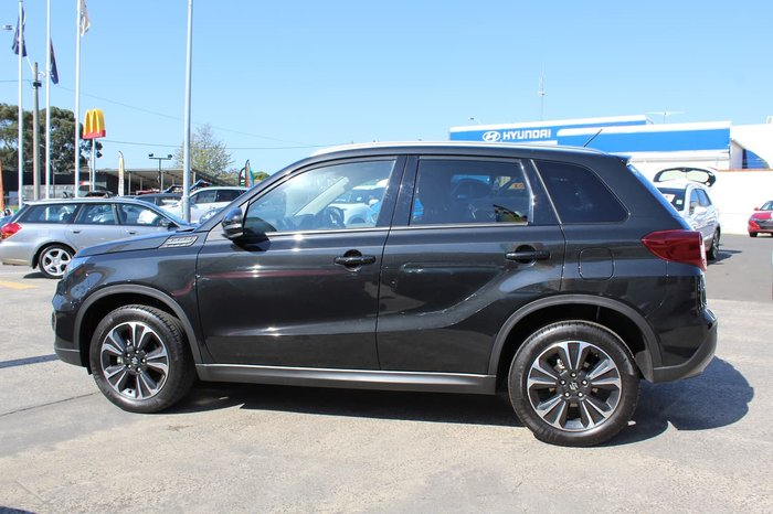 2019 Suzuki Vitara Turbo LY Series II Cosmic Black