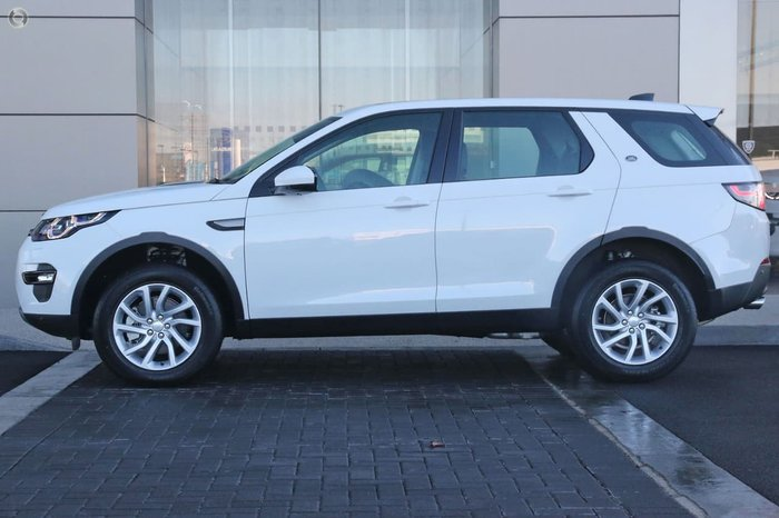 2019 Land Rover Discovery Sport TD4 110kW SE L550 MY19 4X4 Constant White