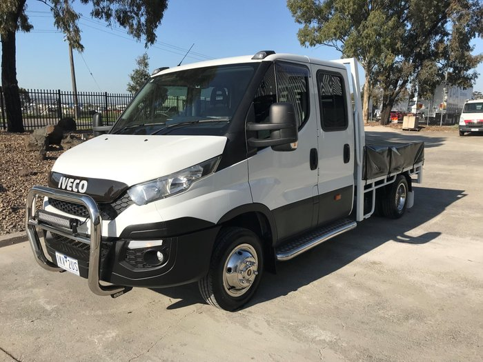 2017 Iveco Daily 50C21 50C21A8/DP