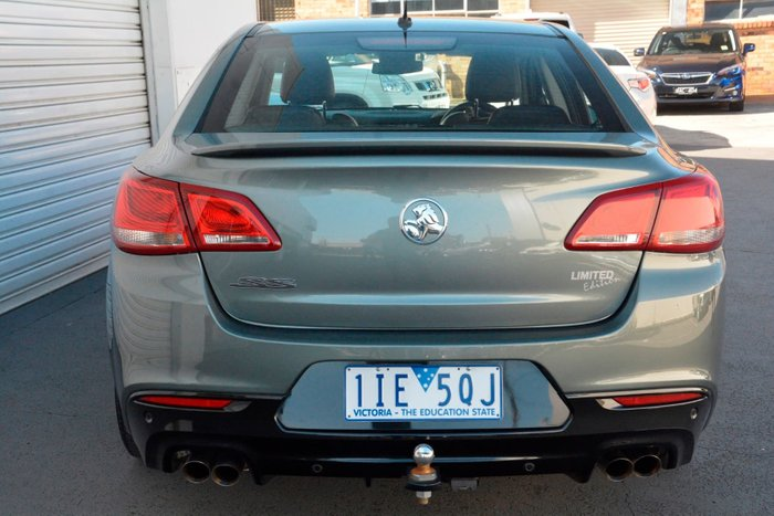 2014 Holden Commodore SS VF MY14 Grey