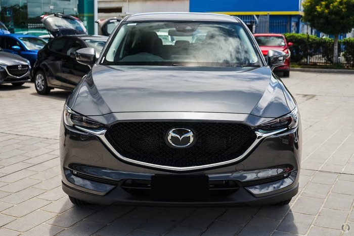 2019 Mazda CX-5 Maxx Sport KF Series Grey