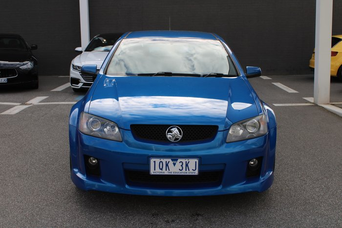 2009 Holden Commodore SS V VE MY09.5 Blue