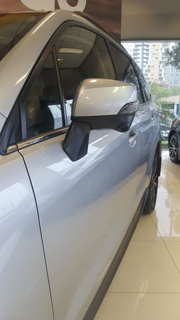 2018 Subaru Forester 2.5i-S S4 MY18 Four Wheel Drive Silver