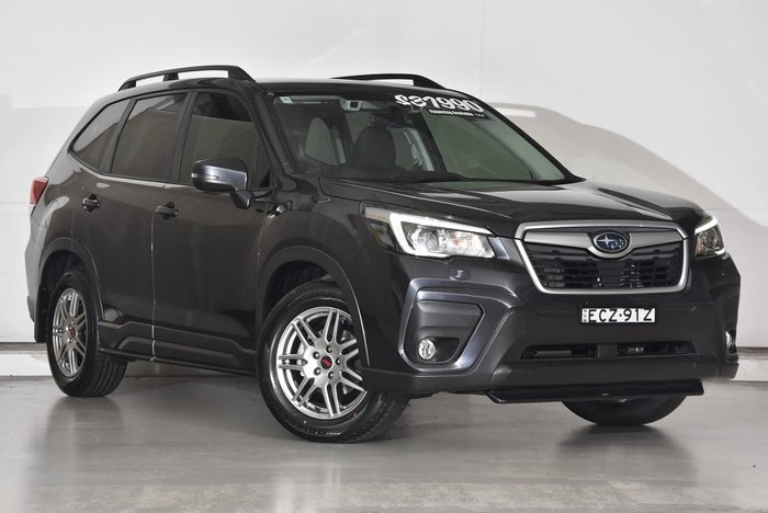 2019 Subaru Forester 2.5i S5 MY19 Four Wheel Drive Grey