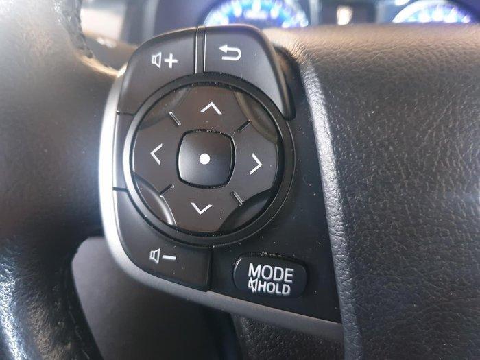 2017 Toyota Aurion AT-X GSV50R Grey