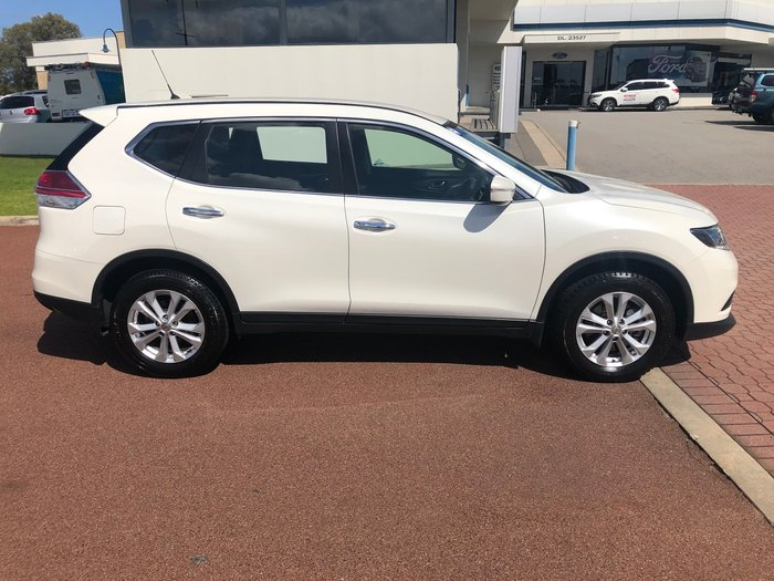 2016 Nissan X-TRAIL ST T32 White