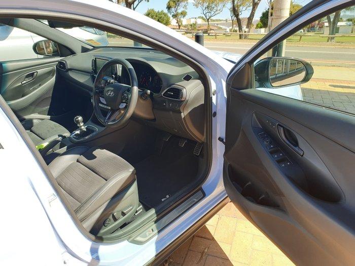 2018 Hyundai i30 N Performance PDe MY18 Blue