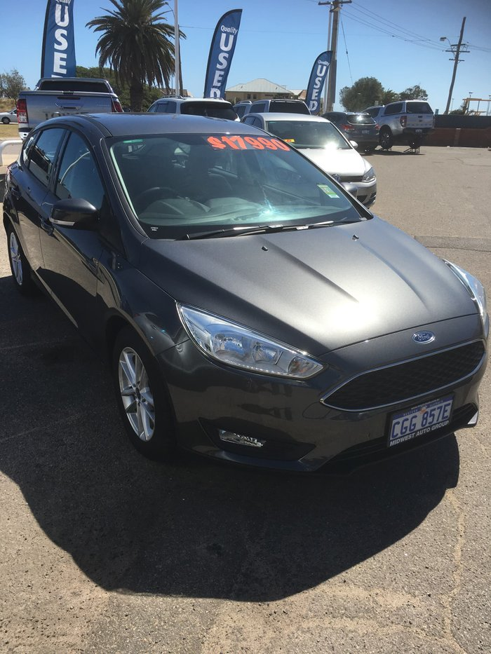 2018 Ford Focus Trend LZ Grey