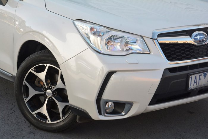 2013 Subaru Forester XT Premium S4 MY13 Four Wheel Drive White