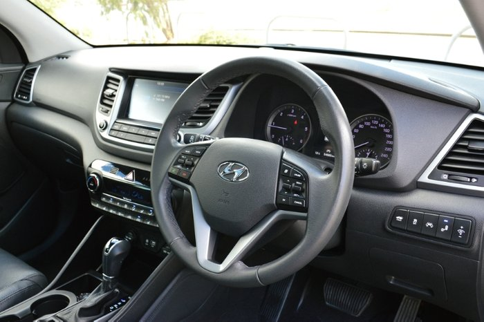 2016 Hyundai Tucson Highlander TLe MY17 4X4 On Demand GREY
