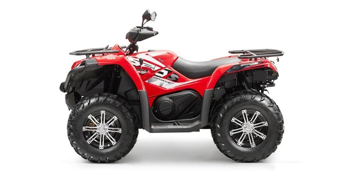 2019 CFMOTO CFORCE 520 EPS null null Red