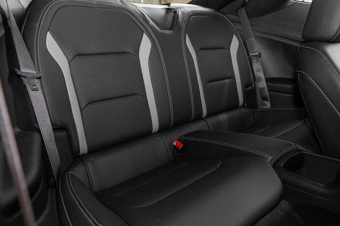 2019 Chevrolet Camaro 2SS MY19 Black