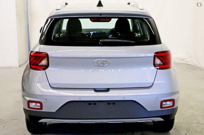 2019 Hyundai Venue Active QX MY19 Silver