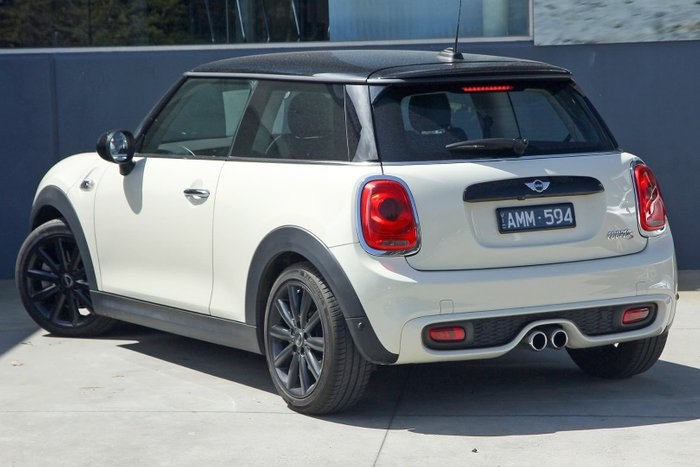 2016 MINI Hatch Cooper S F56 White