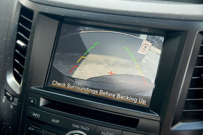 2013 Subaru Outback 2.0D Premium 4GEN MY13 Four Wheel Drive Blue