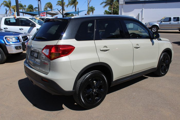 2016 Suzuki Vitara S Turbo LY Grey