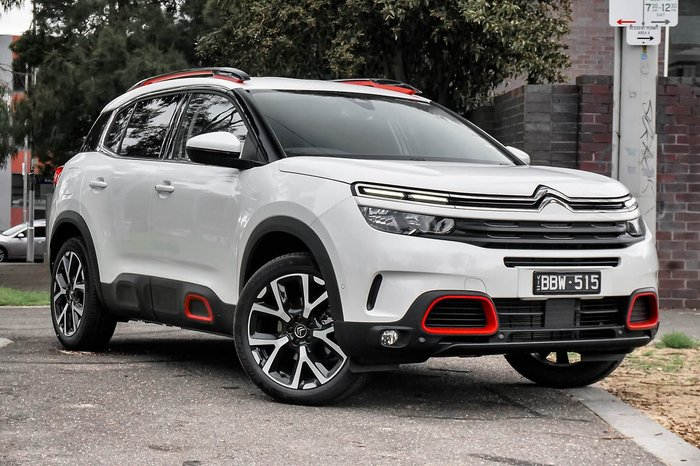 2019 Citroen C5 Aircross Shine C84 MY19 Front