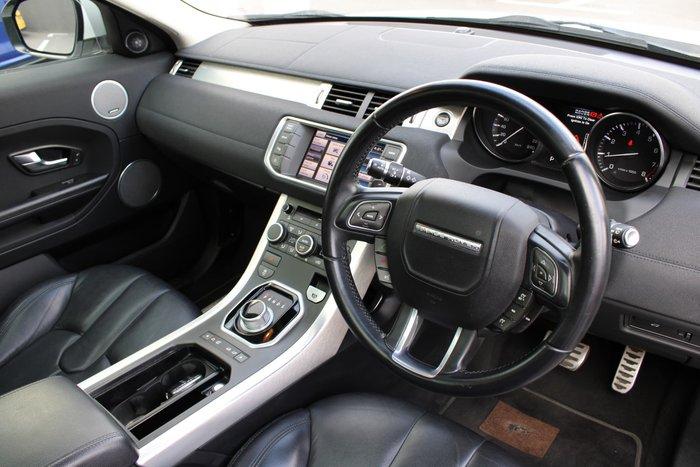 2011 Land Rover Range Rover Evoque Si4 Pure L538 MY12 4X4 Constant White