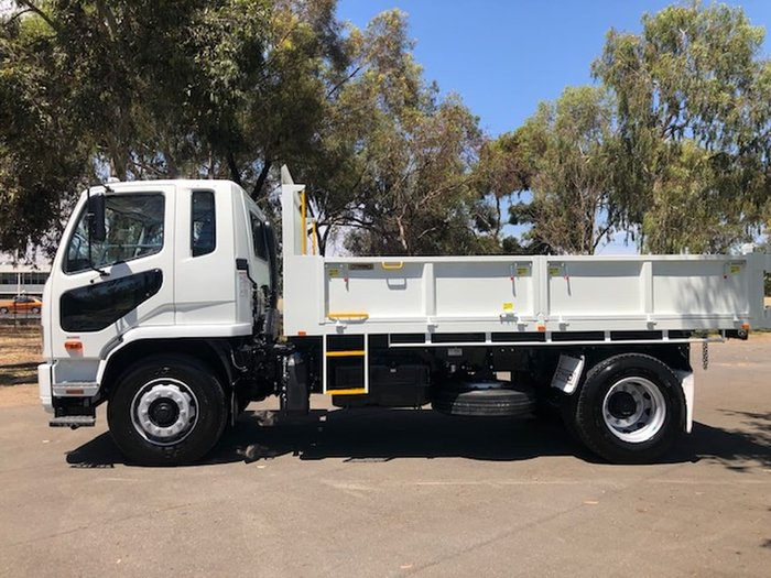 2019 FUSO FIGHTER1627 TIPPER+2 YEAR FREE SERVICING 2019 PLATED TRUCKS* null null White