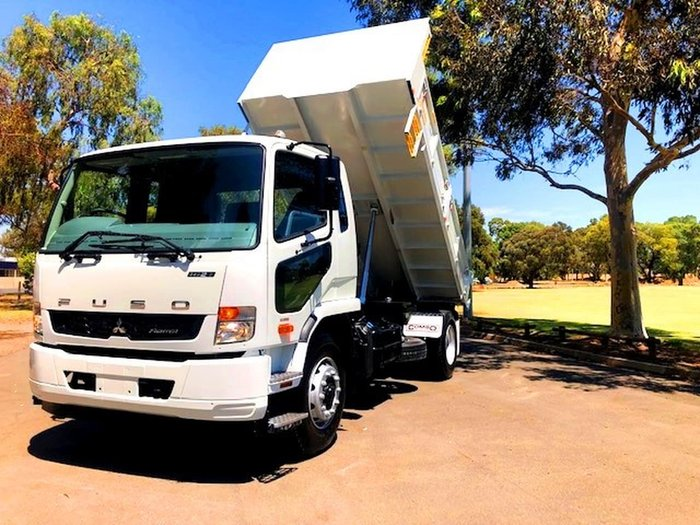 2019 FUSO FIGHTER 1627 MAN 270HP 16T GVM READY NOW! null null null