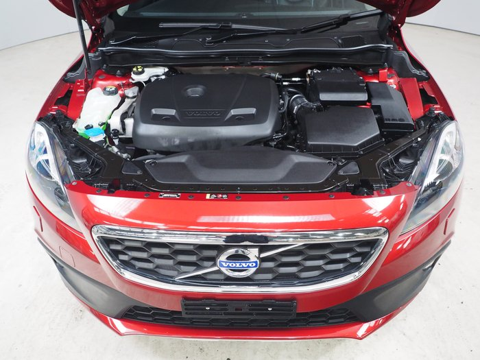 2016 Volvo V40 Cross Country T5 Luxury MY16 Four Wheel Drive Red
