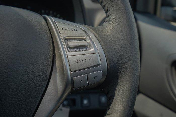 2019 Nissan Navara ST-X D23 Series 4 Grey