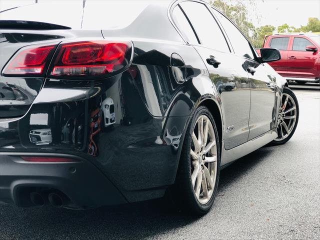 2014 Holden Commodore SS V Redline VF MY14 BLACK