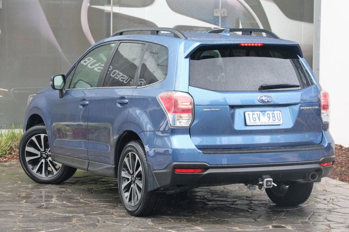 2016 Subaru Forester 2.5i-S S4 MY16 Four Wheel Drive Blue