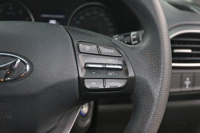 2017 Hyundai i30 Active PD MY18 Black