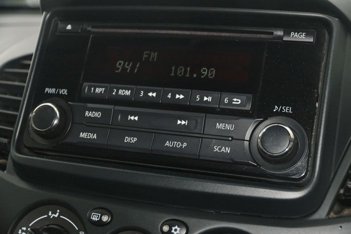 2015 Mitsubishi Triton GLX MN MY15 4X4 Dual Range Silver