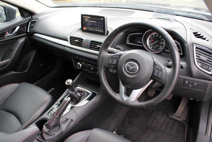 2014 Mazda 3 SP25 GT BM Series Black