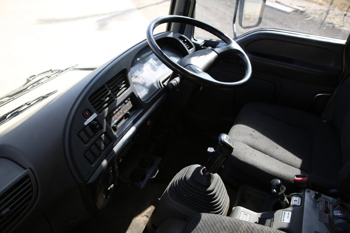 2007 Isuzu FVR950 EX COUNCIL LOW KMS WHITE