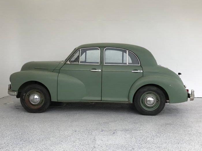 1952 MORRIS OXFORD MO Green
