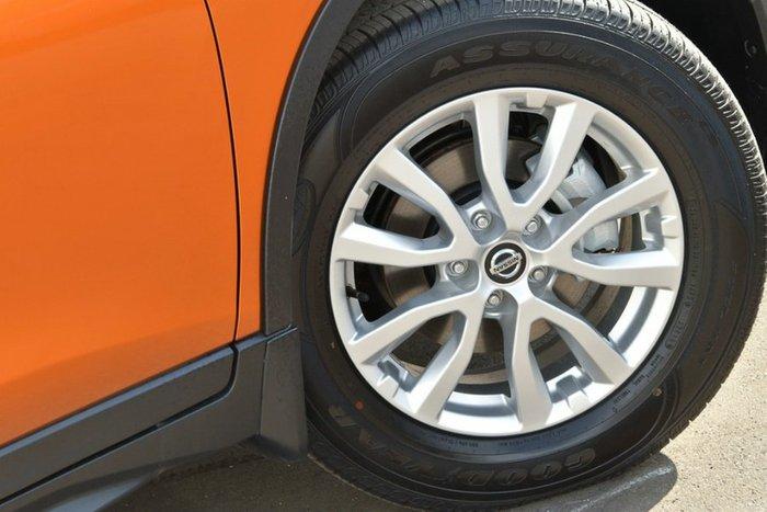 2018 Nissan X-TRAIL ST-L T32 Series II COPPER BLAZE